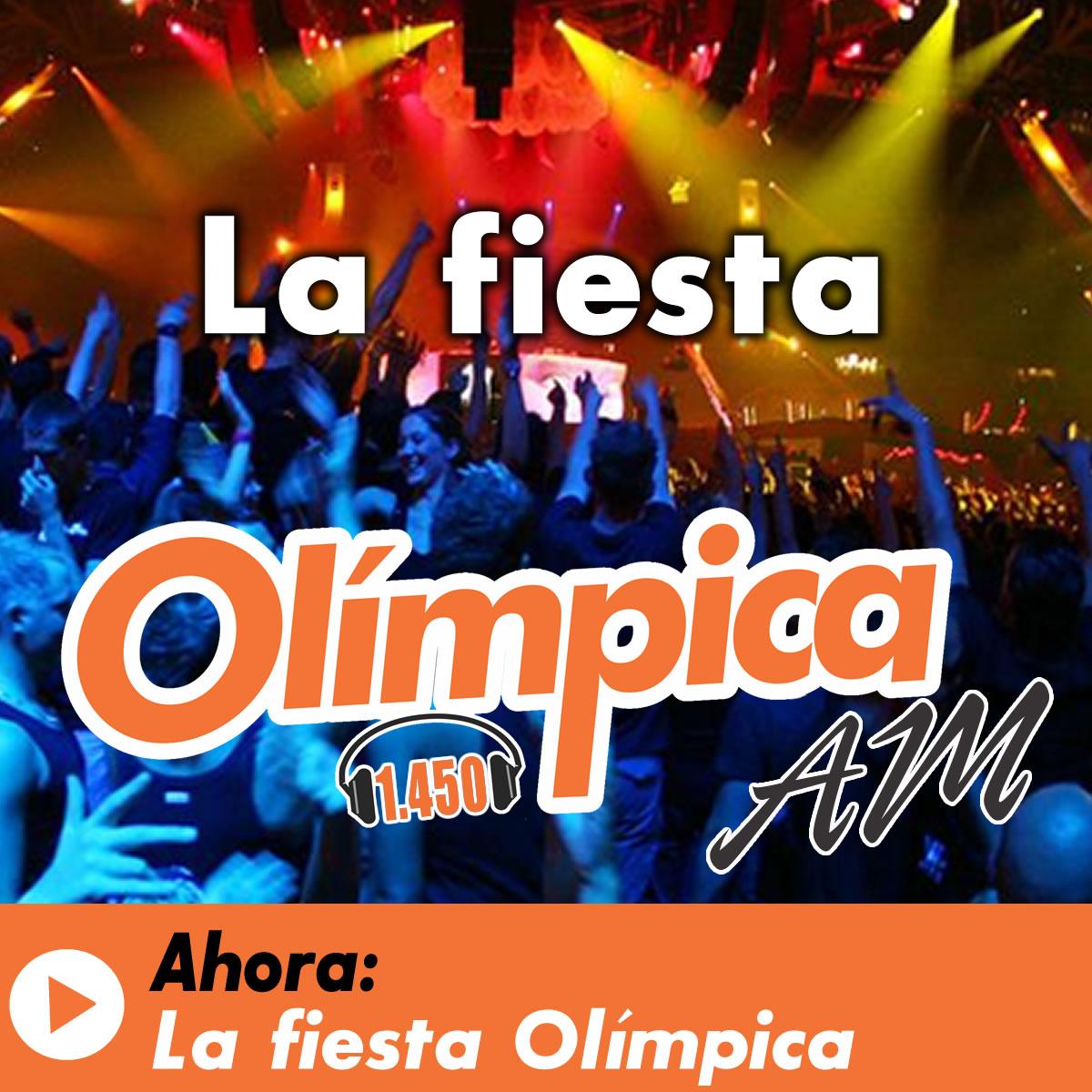 La fiesta Olímpica