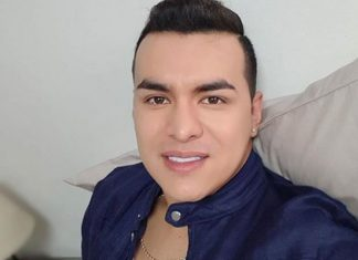 Yeison Jiménez cambio de look