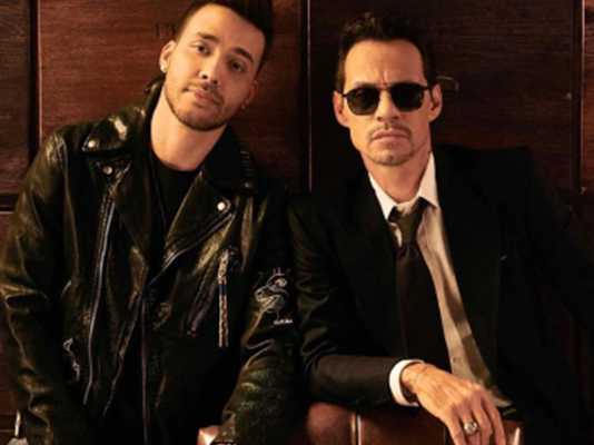 Marc Anthony y Prince Royce