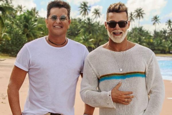 Carlos Vives estrena 'Canción Bonita' junto a Ricky Martin
